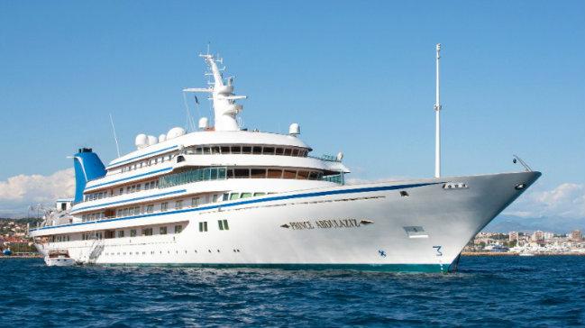 largest superyachts largest superyachts Be Amazed by the World's Largest Superyachts prince abdulaziz superyacht