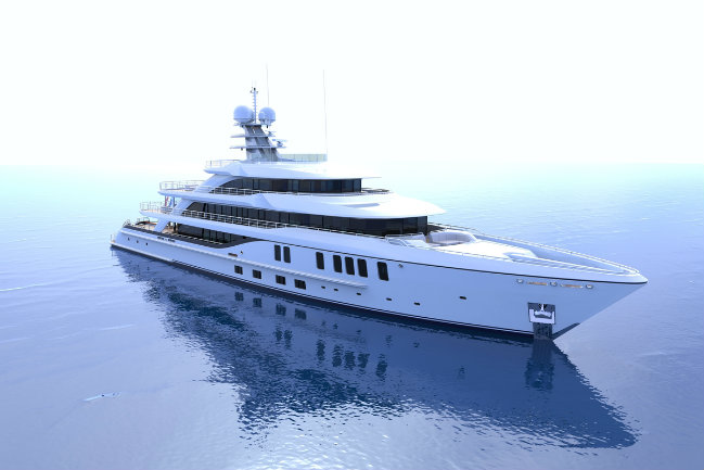 superyacht concept 4 superyacht concept Introducing a New Superyacht Concept by Nick Mezas and Amels superyacht concept 4