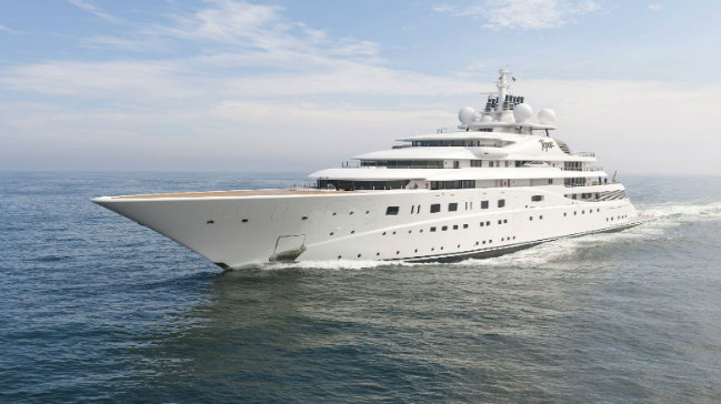 largest superyachts topaz largest superyachts Be Amazed by the World's Largest Superyachts topaz superyacht