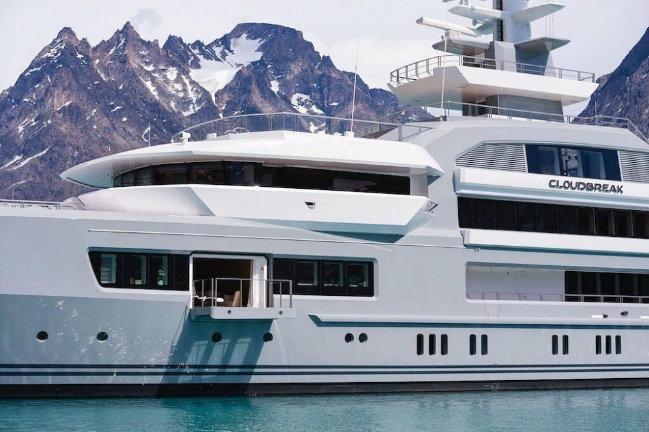 Cloudbreak superyacht cloudbreak superyacht The Cloudbreak Superyacht Is the Perfect Vessel for Massive Cruises Cloudbreak 4