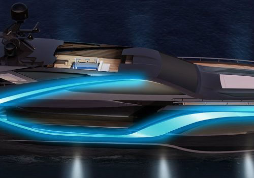I-TRON and Attitude: Meet Rossinavi's New and Riveting Luxury Yachts
