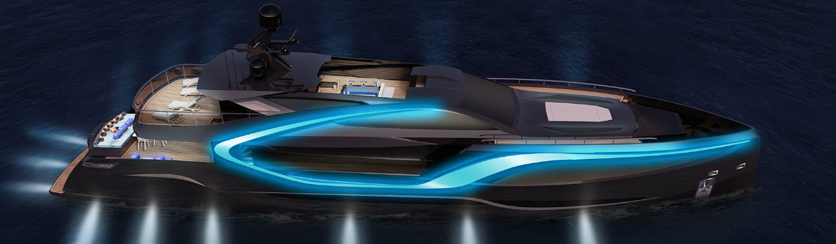 luxury yachts I-TRON and Attitude: Meet Rossinavi's New and Riveting Luxury Yachts featured