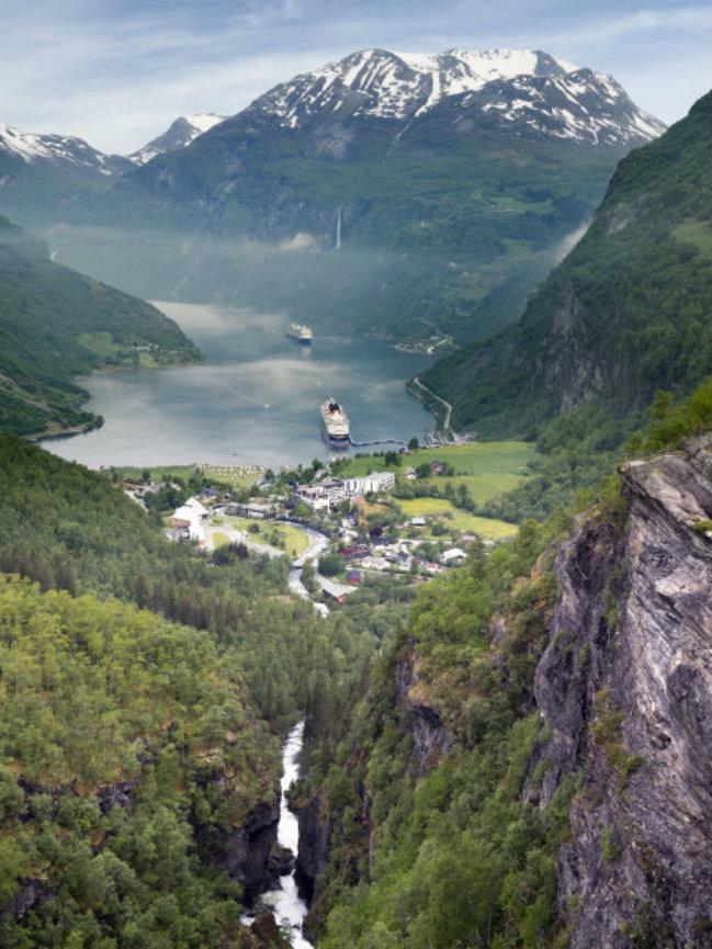 norwegian luxury cruises