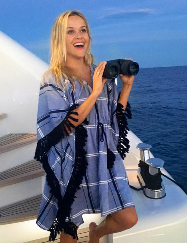 reese-witherspoon Luxury Yachts Yachting Spotlight: Celebrities on Luxury Yachts reese witherspoon