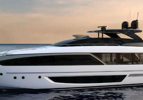 Riva Yachts Has Unveiled a Magnificent Flybridge Yacht