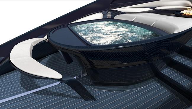 Bugatti-Niniette-66-Yacht-14  bugatti niniette 66 The Dazzling Bugatti Niniette 66 by Bugatti and Palmer Johnson Bugatti Niniette 66 Yacht 14