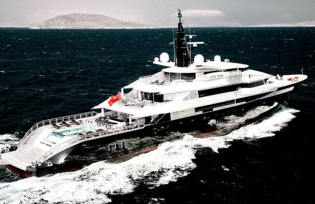 alfa nero source boat international nuvolari lenard nuvolari lenard Best Luxury Yacht Designers – Nuvolari Lenard Yachts alfa nero source boat international