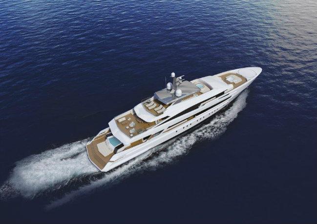 benetti 4 Benetti Yachts An Incredible Showing of a Superyachts' Line by Benetti Yachts benetti 4