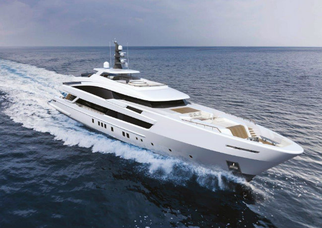 benetti yachts 1 Benetti Yachts An Incredible Showing of a Superyachts' Line by Benetti Yachts benetti yachts 1