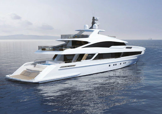 benetti yachts 2 Benetti Yachts An Incredible Showing of a Superyachts' Line by Benetti Yachts benetti yachts 2