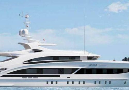 Unveiling Heesen Yachts' Amazing Maia Superyacht