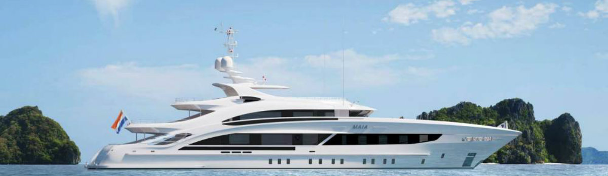 featuredly Heesen Yachts Unveiling Heesen Yachts' Amazing Maia Superyacht featuredly
