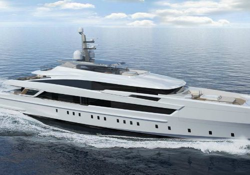 An Incredible Showing of a Superyachts' Line by Benetti Yachts