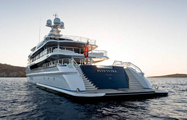 2 shipyard amels Discover the Impressive Features of Plvs Vltra by Dutch Shipyard Amels 2 1