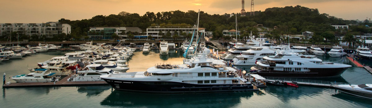 featuredLY Singapore Yacht Show The Most Expensive Luxury Yachts Displayed at Singapore Yacht Show featuredLY