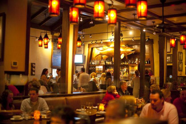 Mooring Seafood Kitchen & Bar