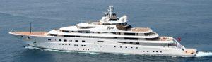 Enter the Lavish World of Celebrity Luxury Yachts