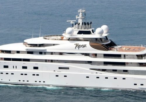 Enter the Lavish World of Celebrity Luxury Yachts
