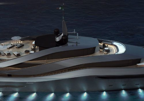 Luxury Yachts: Check the Aurea Superyacht by Rossinavi and Pininfarina Luxury Yachts Luxury Yachts: Check the Aurea Superyacht by Rossinavi and Pininfarina featured 4 500x350