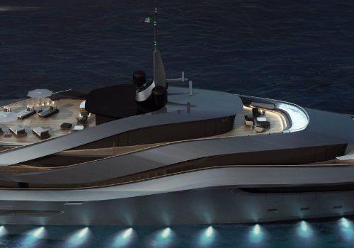 Luxury Yachts: Check the Aurea Superyacht by Rossinavi and Pininfarina