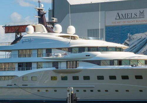 Top 10 Luxury Yacht Builders Around the World