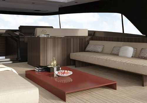 Luxury Yacht Interiors – Sanlorenzo SX88 Luxury Yacht by Piero Lissoni
