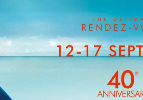 Celebrating the 40th Anniversary of the Cannes Yachting Festival