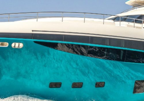 Luxury Yachts – Be Stunned by Princess' Anka Turquoise Exterior Luxury Yachts Luxury Yachts – Be Stunned by Princess' Anka Turquoise Exterior featured 4 500x350