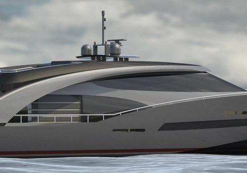 Motor Yachts – Meet the Great Project Freedom for Roberto Cavalli