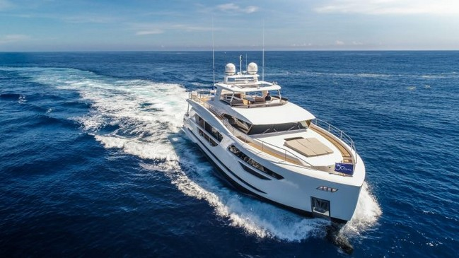 Discover the Sleek Interior Design of the Luxurious Horizon FD85 Yacht 4 Interior Design Discover the Sleek Interior Design of the Luxurious Horizon FD85 Yacht Discover the Sleek Interior Design of the Luxurious Horizon FD85 Yacht 4