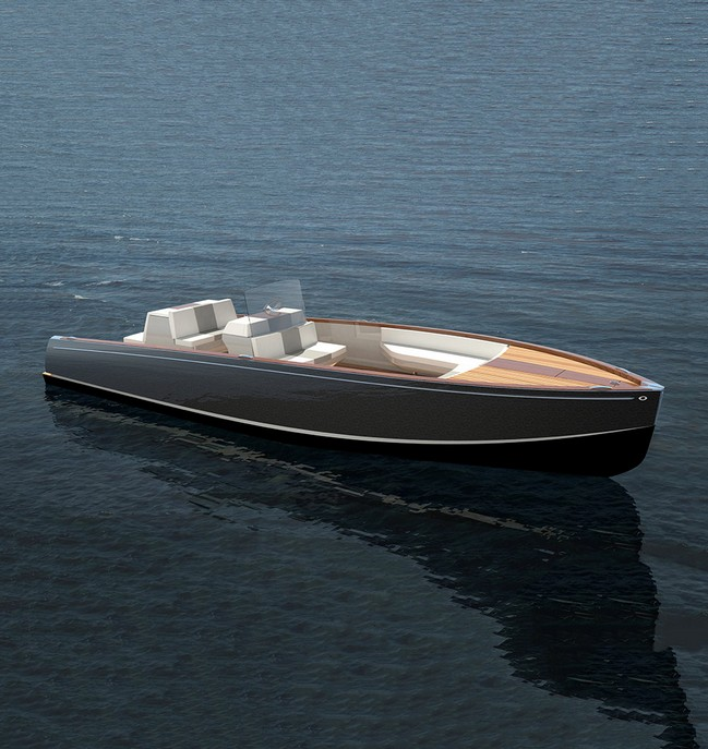 Meet the World's First Completely Electrical Yacht by Hinckley Yachts 3