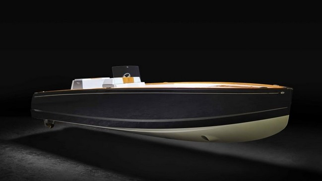Meet the World's First Completely Electrical Yacht by Hinckley Yachts 4