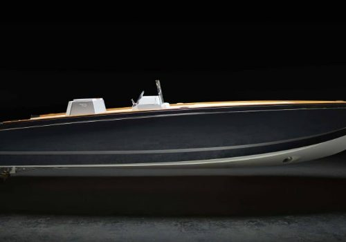 Meet the World's First Completely Electric Day Boat by Hinckley Yachts