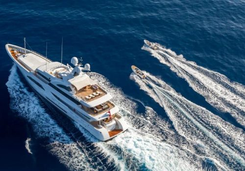 Luxury Yachts – The Marvelous Design of Feadship's Larisa Superyacht