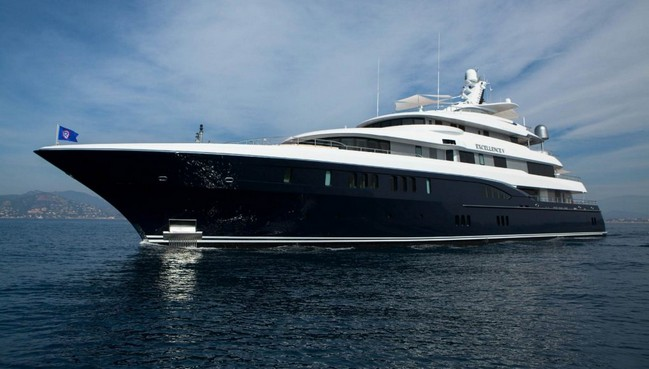 The Excellence V Superyacht Personifies Luxury Living by the Water | Luxury Yachts
