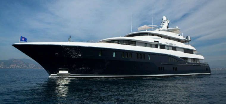 luxury living The Excellence V Superyacht Personifies Luxury Living by the Water featured 3