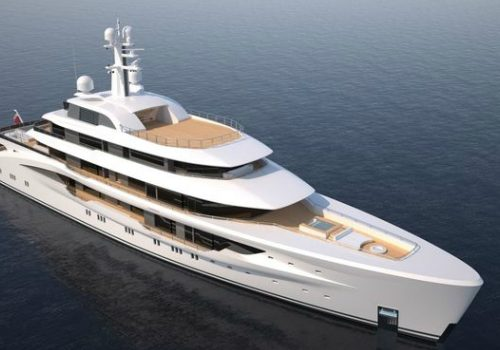 Come 2021 the World Will See the Largest Amels Superyacht In Volume