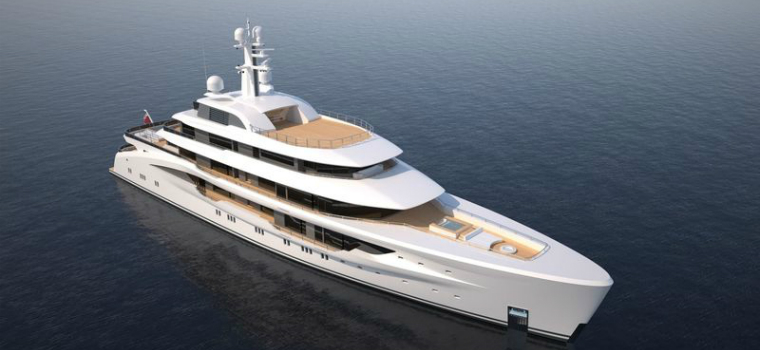 largest amels superyacht Come 2021 the World Will See the Largest Amels Superyacht In Volume featured 6