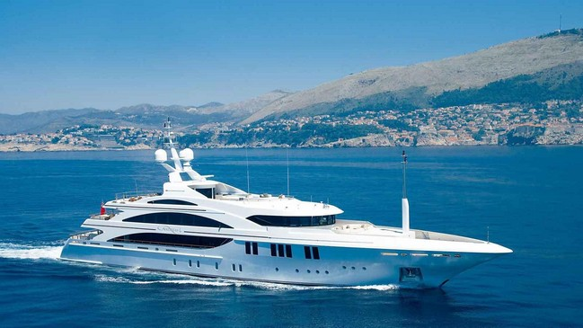 Discover Celebrities' Favorite Luxury Yachts to Charter 3 Luxury Yachts Discover Celebrities' Favorite Luxury Yachts to Charter Discover Celebrities    Favorite Luxury Yachts to Charter 3