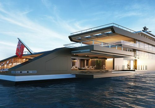 Sinot Exclusive Yacht Design's Project Nature Is a Feast for the Eyes