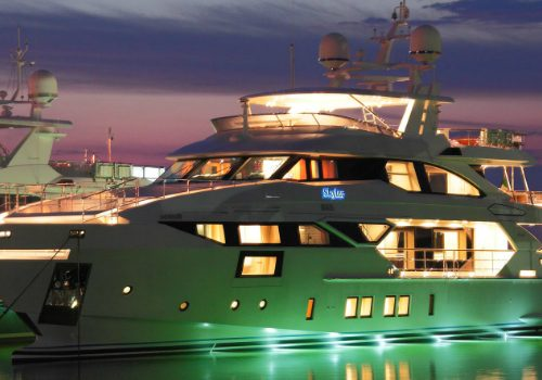 Benetti Yachts Has Officially Presented the Skyler Mega Yacht
