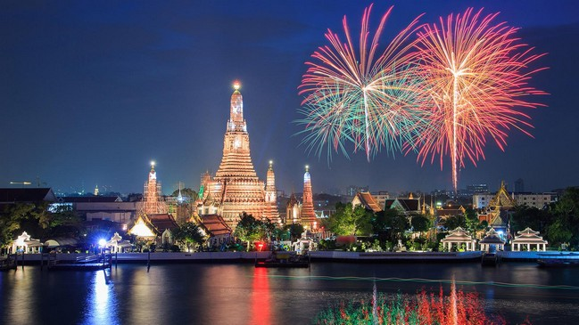 The Best Destinations to Commemorate New Year's Eve 2017 in Style 10