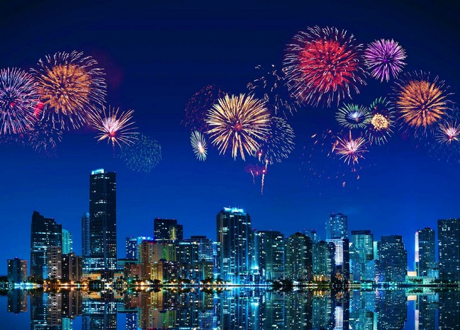 The Best Destinations to Commemorate New Year's Eve 2017 in Style 2