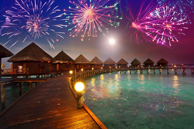 The Best Destinations to Commemorate New Year's Eve 2017 in Style 6