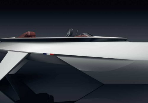 Peugeot Teams Up with Beneteau to Create Impressive Sea Drive Concept