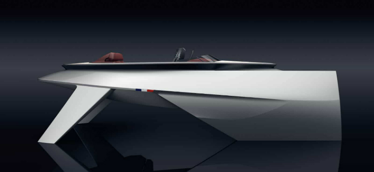 Sea Drive Concept Peugeot Teams Up with Beneteau to Create Impressive Sea Drive Concept featured 8
