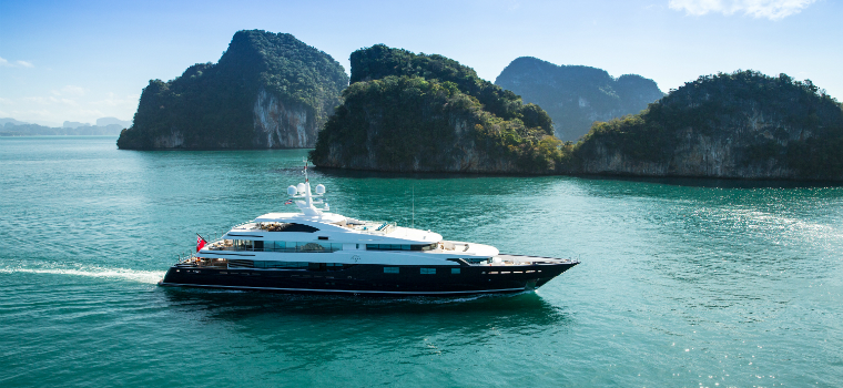 Luxury Charter Destinations Southeast Asia Is One of the Most Exciting Luxury Charter Destinations featured 1