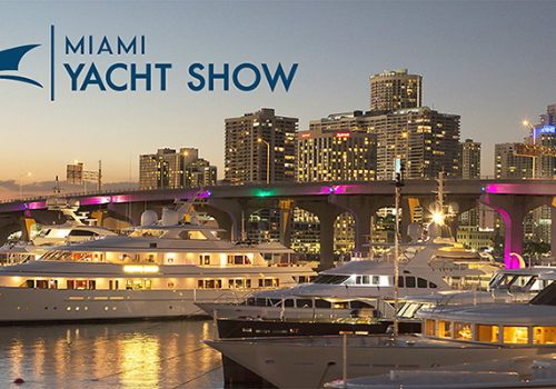 9 Featured New Yachts to Be Displayed at Miami Yacht Show 2018