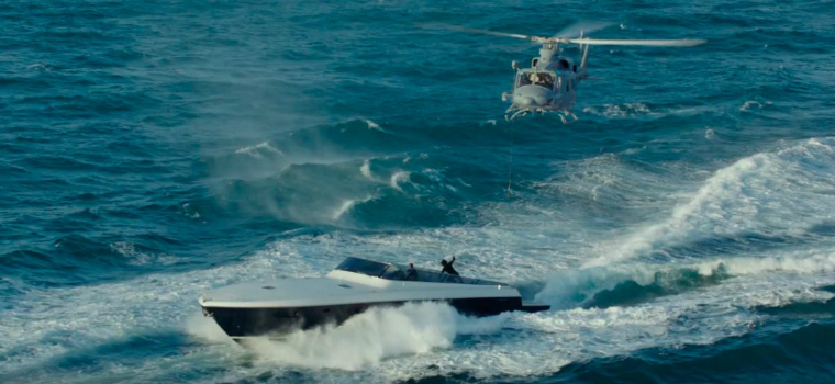 Luxury Boats Captured On Famous Films: Itama 62 in American Assassin