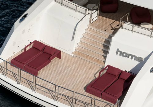 Heesen Yachts Newest Vessel Is Most Definitely a HOME Run